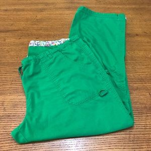 Women's Koi Scrub Bottoms 2XL